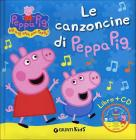 Le canzoncine di Peppa Pig. Con CD Audio
