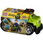 Mega Bloks Jeep Ride-On (Verde) (81000U)