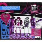 Monster High set da disegno Sketch Portfolio (FA64002)