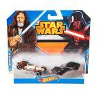 star wars 2 pack veicoli 1:64 Obi Wan vs Darth Vader (CGX06)