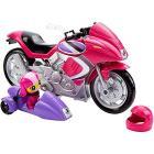 Moto Agente Segreto Barbie (DHF21)