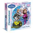Clock Puzzle Frozen (23021)