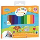 Colors  Ergonomici - Pennarelli punta media
