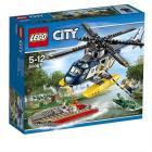 Inseguimento sull'elicottero - Lego City Police (60067)