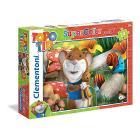 Topo Tip MaxiPuzzle 24 pezzi (24033)