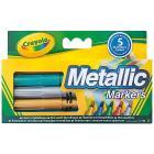 5 Pennarelli Metallizzati (58-5054)