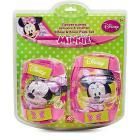 Minnie - Set Ginocchiere e Gomitiere