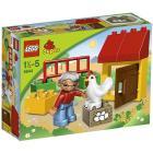 LEGO Duplo - L'allegro pollaio (5644)