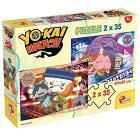 Puzzle 2X35 Yo kai Watch World Of Yo-Kai (60702)