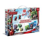 Edu Kit 4 In 1 Avengers (13077)