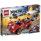Ninja Super-bolide X-1 - Lego Ninjago (70727)