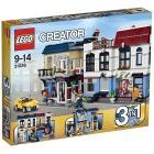 Bar caf� & negozio di biciclette - Lego Creator (31026)