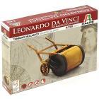 Leonardo da Vinci - Tamburo Automatico