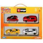 Valigetta 4 automobili Street Fire