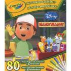 Mini pagine da colorare Handy Manny