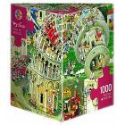 Puzzle 1000 Pezzi Triangolare - Pisa in Movimento