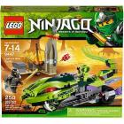 La scorpiomoto di Lasha - Lego Ninjago (9447)