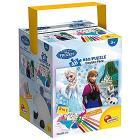 Puzzle Maxi Frozen + Colori 48 pezzi (51304)
