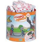 Stampo Minos - Pompieri