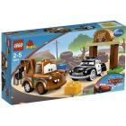 LEGO Duplo Cars - L'officina di Carl Attrezzi (5814)