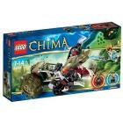 La Trivellatrice artigliante di Crawley - Lego Legends of Chima (70001)