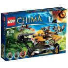 Il Cingolato Leone di Laval - Lego Legends of Chima (70005)