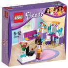 La camera da letto di Andrea - Lego Friends (41009)