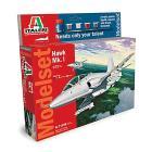 Aereo Hawk Mk.1 (Kit, colori, colla, pennello)