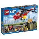 Unità di risposta antincendio - Lego City Fire (60108)