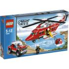 LEGO City - Elicottero dei pompieri (7206)