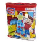 Sacca Maxi mattoncini - 60 pezzi - colori classici 8194
