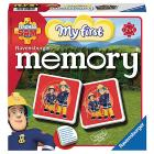 My first memory Sam il pompiere