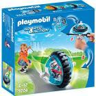 Speed Roller Blu con Robot (9204)