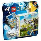 Tiro al bersaglio - Lego Legends of Chima (70101)