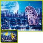 Memory of the Earth - 1000 pezzi Fluorescenti (39211)