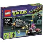 Stealth Shell all'inseguimento - Lego Teenage Mutant Ninja Turtles (79102)