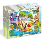 Puzzle Cornice Winnie the Pooh 15 Pezzi (222210)