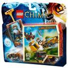 Covo reale - Lego Legends of Chima (70108)