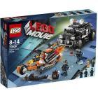 Inseguimento sulla Super Cycle - Lego The Movie (70808)