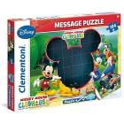 Mickey Mouse Club House Message puzzle (20232)