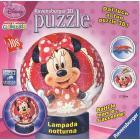 Puzzleball Lampada Notturna Minnie Mouse 108 pezzi (12234)