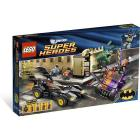 LEGO Super Heroes - Bat-Mobile all'inseguimento di DueFacce (6864)