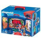 Teatrino marionette portatile (4239)