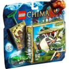 Il morso del coccodrillo - Lego Legends of Chima (70112)