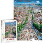 Puzzle Rambla Barcellona (70245)