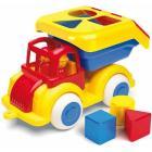 Jumbo camion con  accessori - camion educativo con forme
