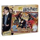 Puzzle 1000 Pezzi Harry Potter Quidditch (022590)