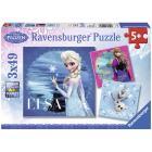 Frozen: Elsa, Anna e Olaf (9269)