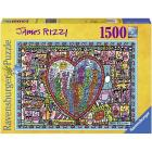 All that Love in the Middle of the City - James Rizzi (16295)