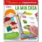 I Quaderni Di Sapientino La Mia Casa (13302)